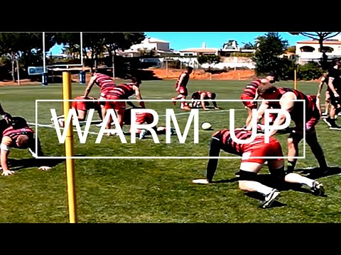 Rugby Warm Up And Preparation - RAMP