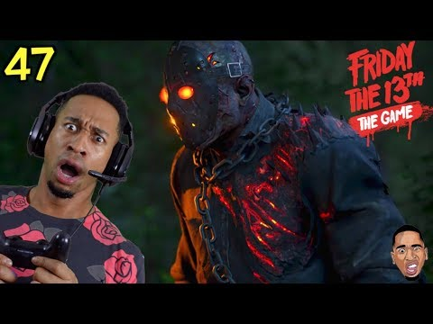 JASON BREATH IS HOT AF! Friday the 13th Gameplay #47