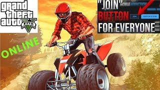 """#46    """"JOIN"""" button is here    [ONLINE] GTA V    SUB GAMES    INDIA    FUN LIVE STREAM    HINDI"""