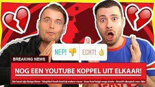FAKE NIEUWS over YouTubers RADEN! Met KingAlert