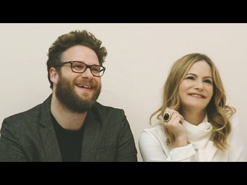 Actors on Actors: Jennifer Jason Leigh and Seth Rogen  Full Video