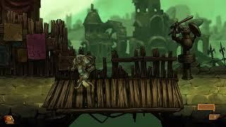 Прохождение SteamWorld Quest #14 Хлеба и зрелищ