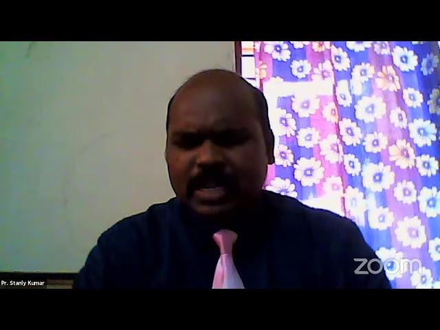 Sabbath Service With PR. Stanley Kumar
