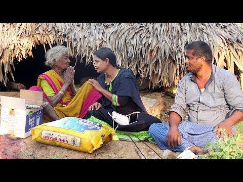 Sridevi Helping For Old Age People at Kashipuram Village in Visakhapatnam District #MsSridevi