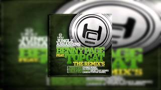 Benny Page ft Top Cat - Sound Fi Dead (Cabbie Remix)