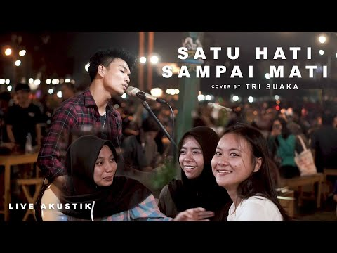 Image of SATU HATI SAMPAI MATI - THOMAS ARYA COVER BY tri suaka