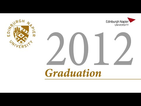 Graduation Ceremony - 25 October 2012 - Afternoon