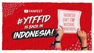 YouTube FanFest Indonesia Tour 2018