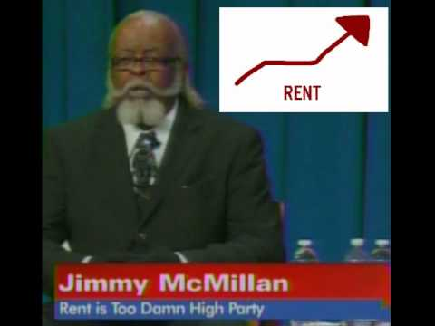 Jimmy McMillan Debate