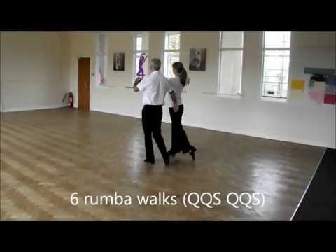 Rumba One Sequence Dance Walkthrough