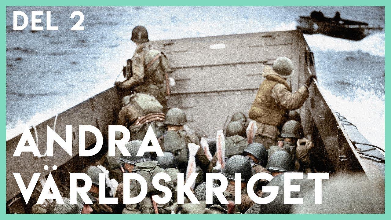Andra världskriget - del 2 - Förlopp