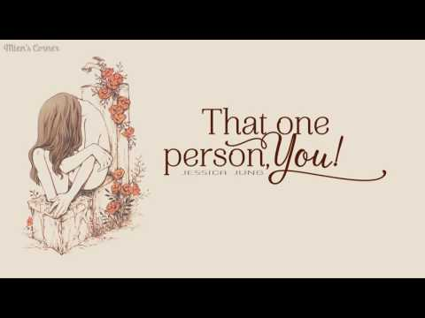[Vietsub + Engsub + Romanizationl] Jessica Jung (제시카) - That one person, you!