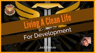 Living A Clean Life