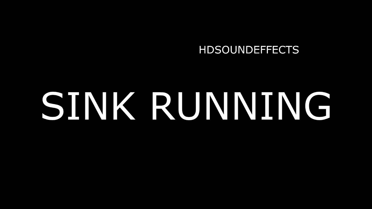 Why Are You Running - Sound Effect