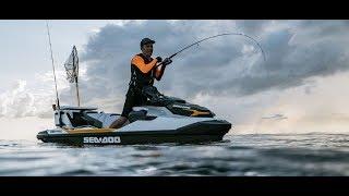 #project52_vlog Гидроцикл для рыбалки Fish PRO 155 обзор