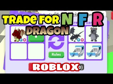 WHAT PEOPLE TRADE FOR NEON FLY RIDE DRAGON | ROBLOX ADOPT ME | GAMING WITH MINNI