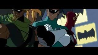 Batman ; The Universal Hacker :Full Scene [HD]