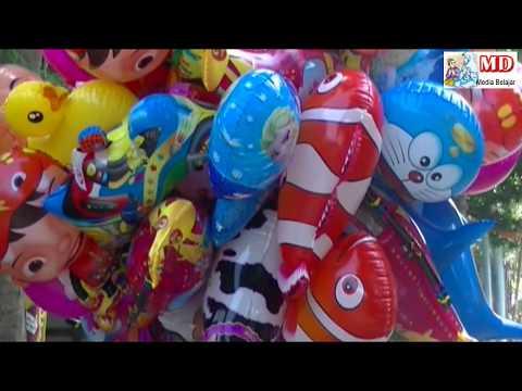 BALONKU ADA LIMA Versi Arab - Balon Karakter, Balon Mainan Anak-anak