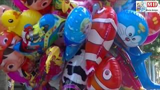 balonku ada lima versi arab   balon karakter  balon mainan anak anak