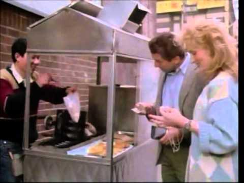 """Robert De Niro and Meryl Streep in """"Falling in Love"""""""