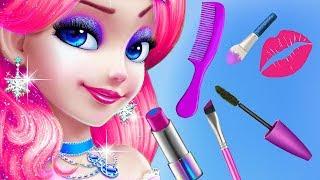 Fun Ice Princess Wedding Royal Makeup Spa Makeover - Pet Pony Dress Up Kids & Girls Games