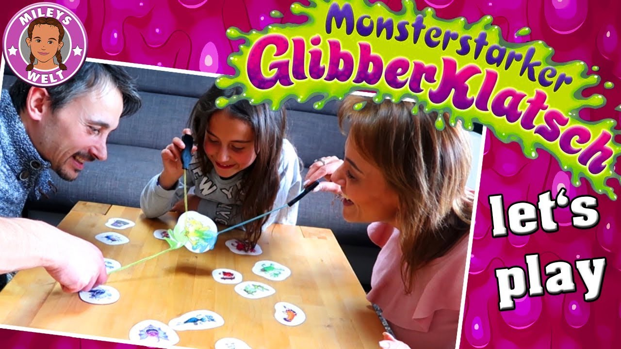 MONSTERSTARKER Glibberklatsch - Freche Glibbermonster sind ...