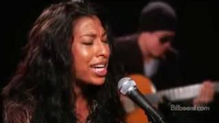 Melanie Fiona - It Kills Me ACOUSTIC LIVE