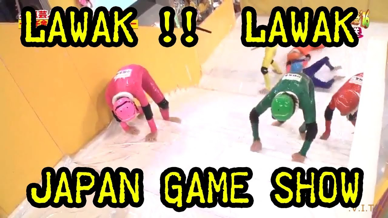 Try not to Laugh: Japanese Game Show Edition - YouTube