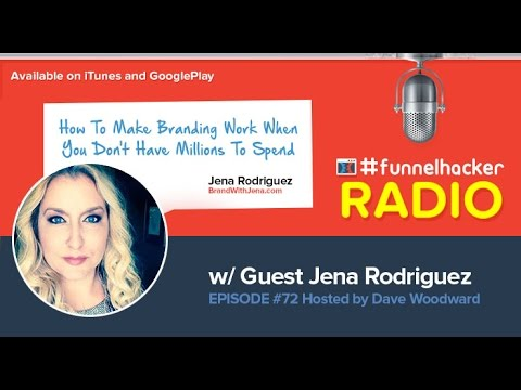 Jena Rodriguez, How To Make Branding Work When You Don't Hav