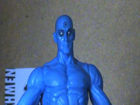 Watchmen dr manhattan penis