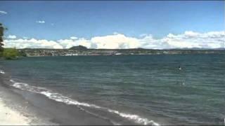 NZの旅 21 「タウポ湖」