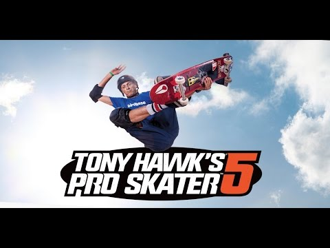 "Tony Hawk's Pro Skater 5 Video Review - The Worst ""AAA"" Game Of 2015"