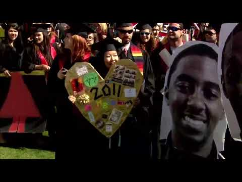 120th Stanford University Commencement