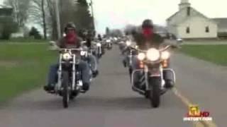 Hells Angels Violent Biker War With The Rock Machine MC