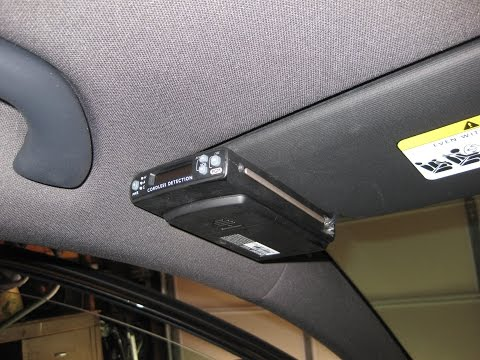 2013 VW GTI: Episode 66 Vlog: New Radar Detector Mounting Location