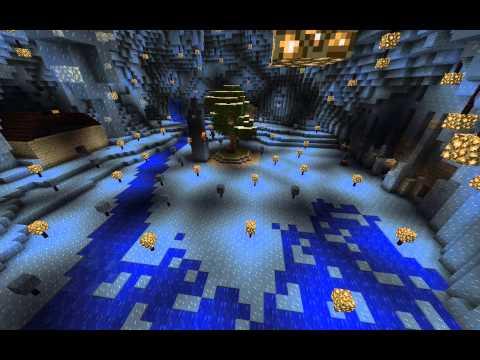 MineZ - Aurora Timelapse