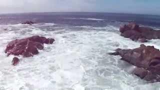 Вид на Атлантический океан из Порту