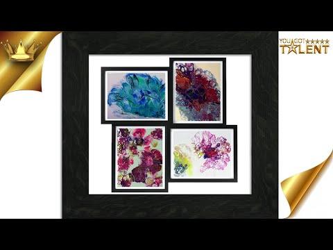 Modern Art / Modern Painting / Modern Warfare / Art / Painting   You Got Talent
