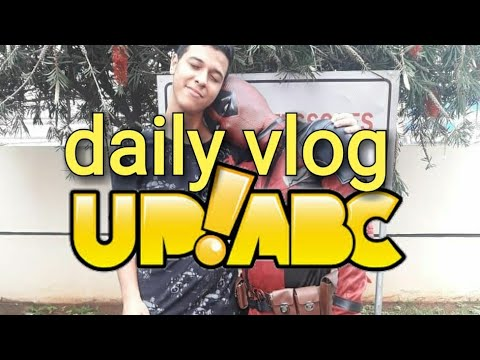 VLOG- UP ABC! Feat Kevin slevin