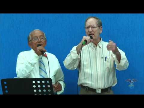Meu Louvor - Jú e João - Tabernáculo da Fé - Goiânia-GO - Restaurados Em Cristo