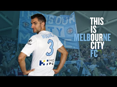 EXCLUSIVE | Aaron Hughes' first Melbourne City FC interview