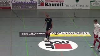 U15 Jhg2005 1. FSV Mainz 05 - RB Leipzig 1:2; BAUMIT Cup Schärding 2020