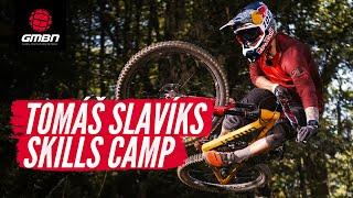 Tomáš Slavík's MTB Skills Camp | Racing For A Place At The Monserrate Urban Downhill
