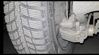 Часть 2. Зимняя авто резина на sym maxsym (Suzuki Burgman)