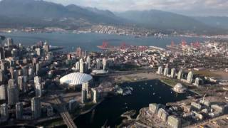 Floatplane Ride to Victoria – British Columbia, Canada