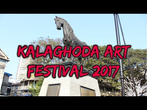 Kala Ghoda Art Festival 2017   Mumbai