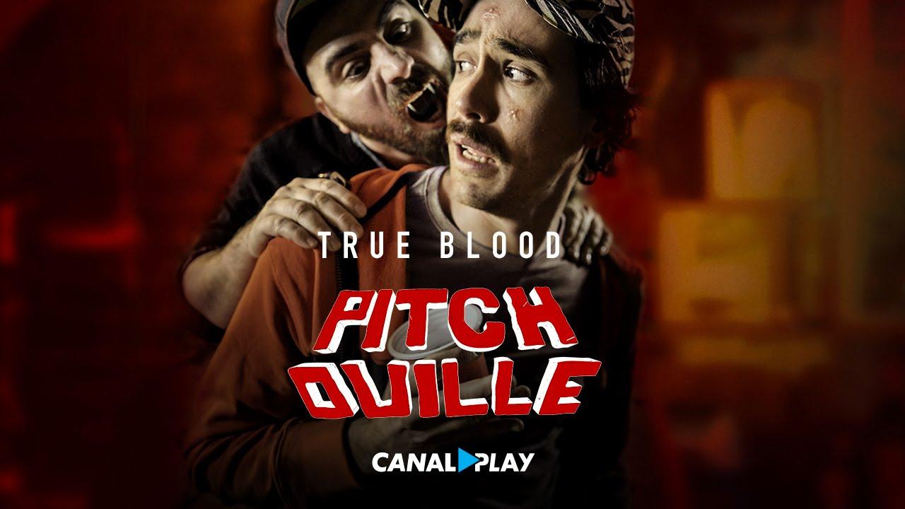 Bapt&Gael pitchouillent True Blood