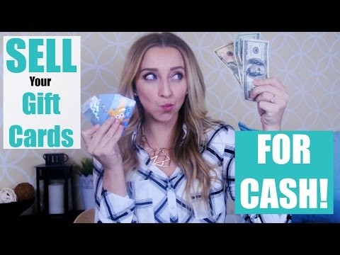 Easiest Way to Find Extra Cash! | Sell Your Gift Cards for Money