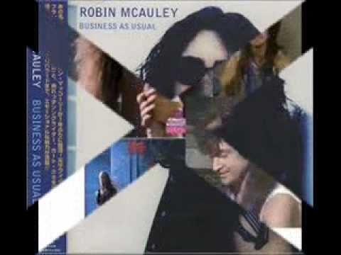 Robin Mcauley - When the rain came