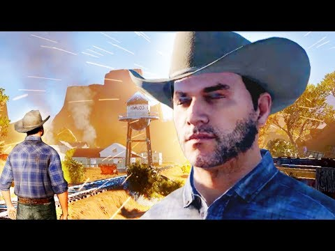 RED DEAD REDEMPTION 2 if it was in Far Cry 5 thumbnail